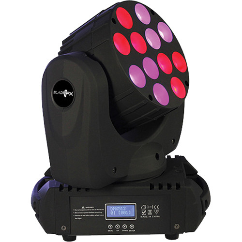 Blizzard Lighting Blade QFX Moving Head Fixture