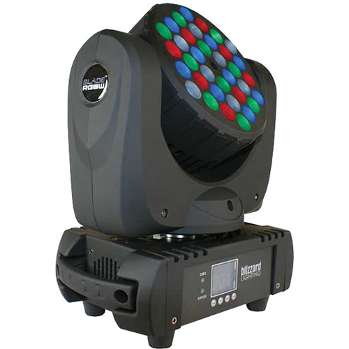 Blizzard Lighting Blade RGBW Moving Head Beam