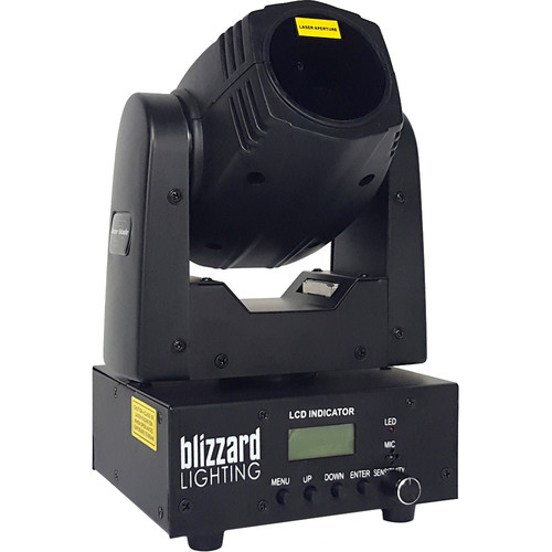 Blizzard Laser Blade G Green Moving Head Laser
