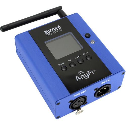Blizzard Lighting LightCaster AnyFi Wireless DMX Transceiver
