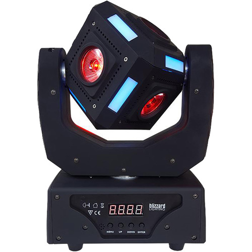 Blizzard Snake Eyes Mini Moving Head Fixture