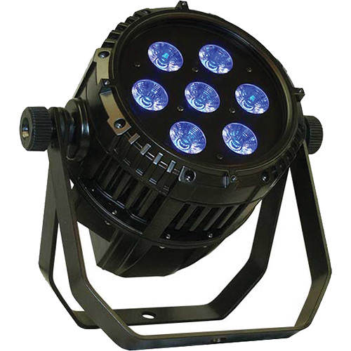 Blizzard Lighting ToughPAR Fab5 RGBAW LED Light