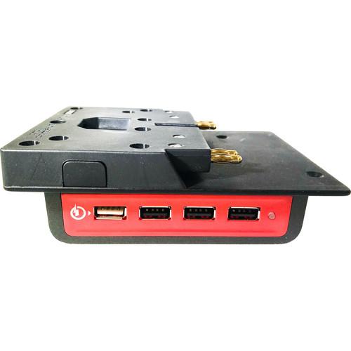BlockBattery USB Power Adapter Mount for 2F1 Battery