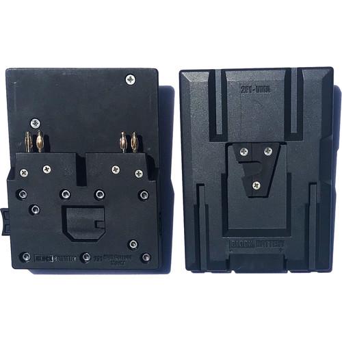 BlockBattery 2F1 to V-Mount Adapter