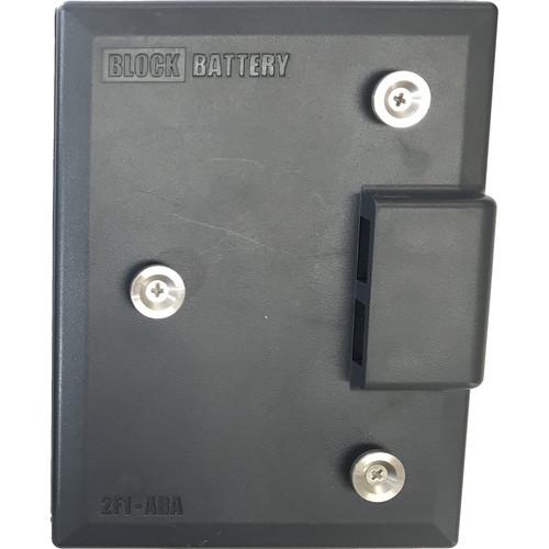 BlockBattery Battery Eliminator (Gold Mount)
