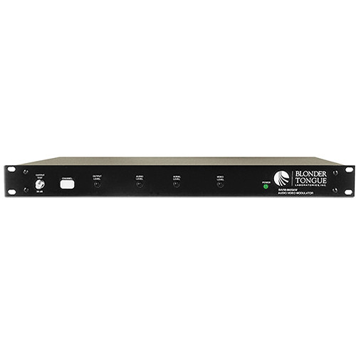 Blonder Tongue CATV Channelized Audio/Video Modulator with SAW Filtering (Channel 58)