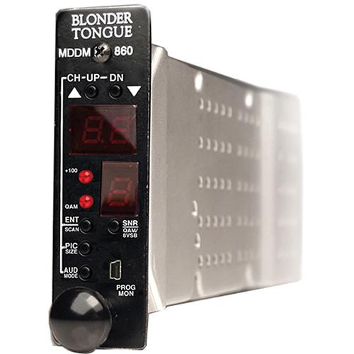 Blonder Tongue MDDM-860 Micro ATSC/QAM to NTSC Audio Video Demodulator and Decoder
