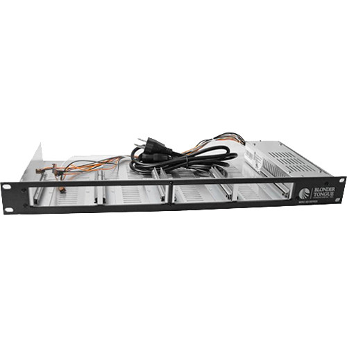 "Blonder Tongue MIRC-4D 19"" Rack Chassis with Power Supply (1 RU)"