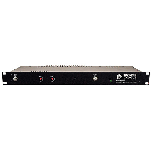 Blonder Tongue RMDA 1000-30 Rackmount RF Distribution Amplifier (47 to 1000 MHz, 30 dB)