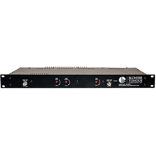 Blonder Tongue RMDA 86A-30 Two-Way RF Distribution Amplifier
