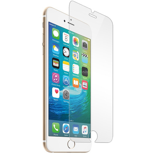 BlooPro Clear Tempered Glass Screen Protector for iPhone 7/8