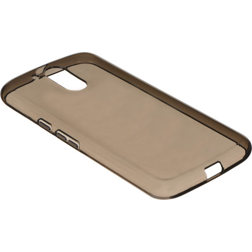 BlooPro Silicone Protective Case for Motorola Moto G4/G4 Plus (Frost)