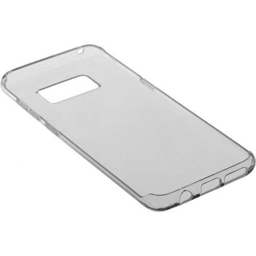 BlooPro Silicone Protective Case for Galaxy S8 (Clear)