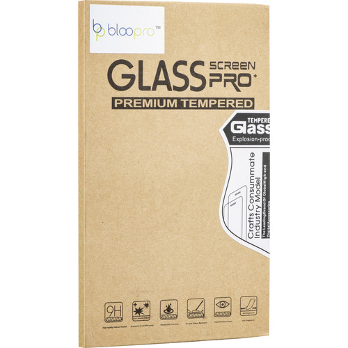 BlooPro Clear Tempered Glass Screen Protector for Galaxy Note 8