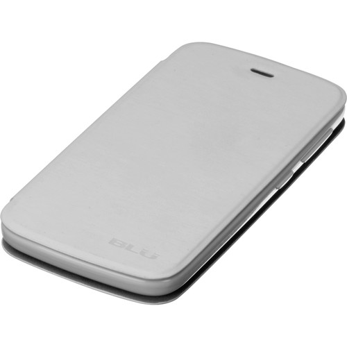 BLU Flip Case for Life Play L100A (White)