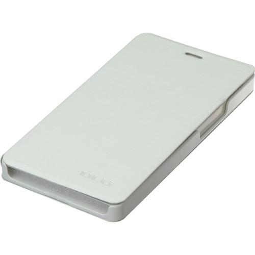 BLU Flip Case for Life Pure L240a (White)