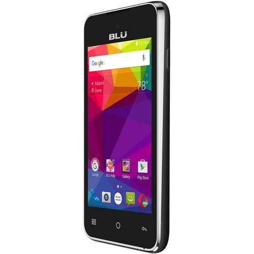 BLU Advance 4.0 L2 A030U 4GB Smartphone (Unlocked, Black)