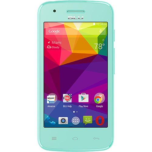 BLU Dash L D050U 4GB Dual-SIM Smartphone (Unlocked, Green)