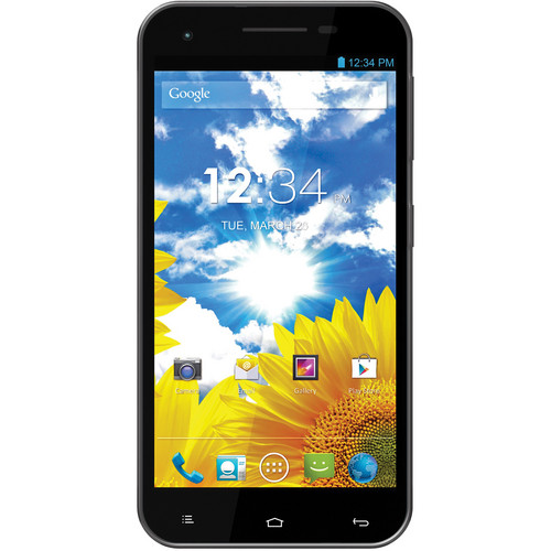 BLU Studio 5.5 D610A 4GB Smartphone (Unlocked, Gray)