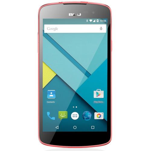 BLU Studio X D750U 8GB Smartphone (Unlocked, Pink)