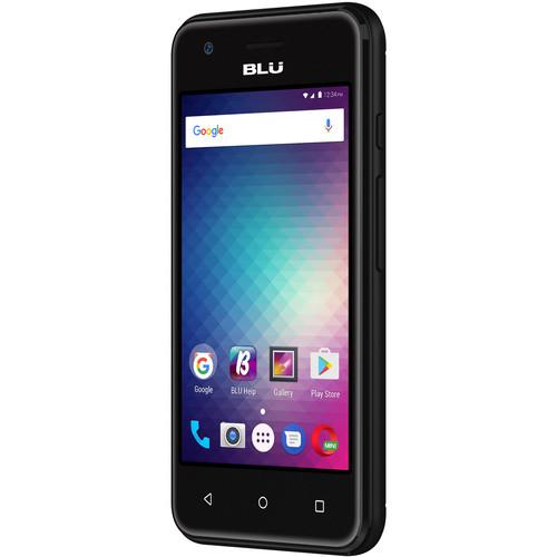 BLU Dash L3 D930U 4GB Smartphone (Unlocked, Black)