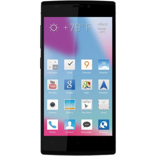 BLU Vivo IV D970L 16GB Smartphone (Unlocked, Black)
