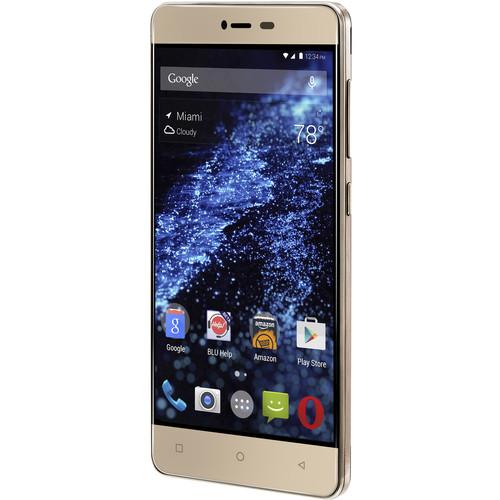 BLU ENERGY X 2 E050U 8GB Smartphone (Unlocked, Gold)