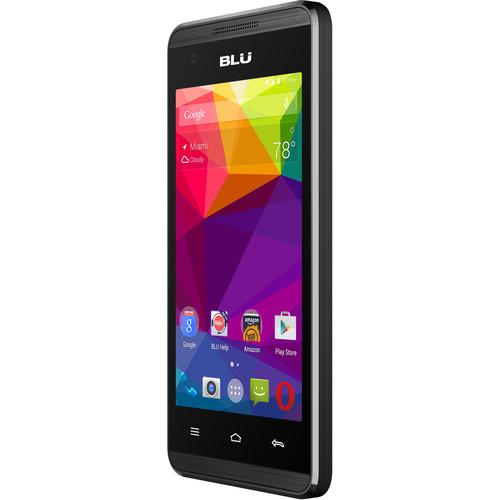 BLU Energy JR E070 512MB Smartphone (Black)