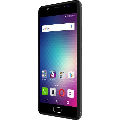 BLU Life One X2 L0091UU 64GB Smartphone (Unlocked, Gray)