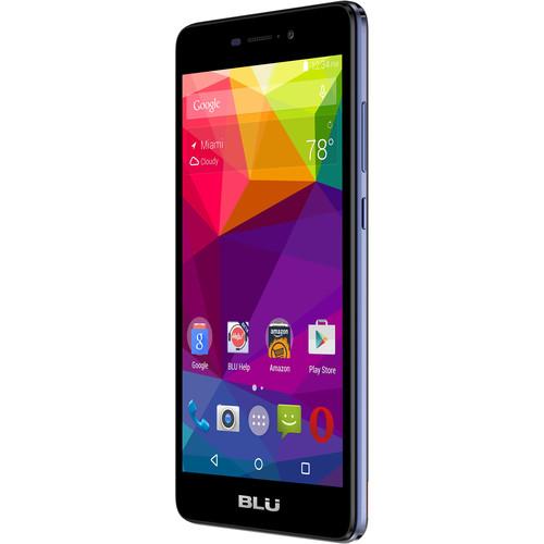 BLU Life XL L050U 8GB Smartphone (Unlocked, Black)