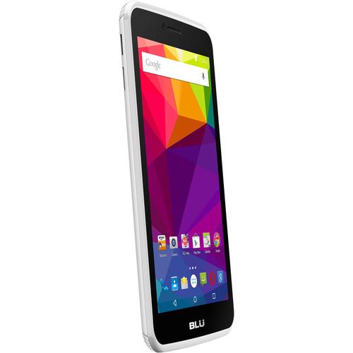 BLU Touchbook G7 P240U 4GB Smartphone (Unlocked, White)