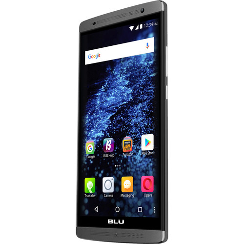 BLU Studio XL LTE S01910UU 8GB Smartphone (Unlocked, Black)
