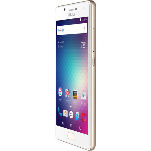 BLU Studio Touch S0210UU 8GB Smartphone (Unlocked, Gold)
