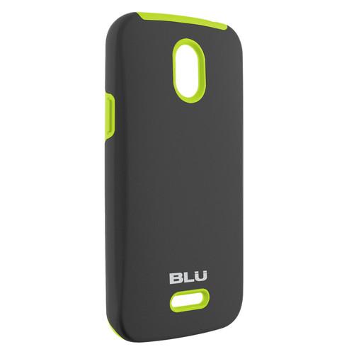 BLU Armorflex Case for Neo 4.5 (Black/Yellow)