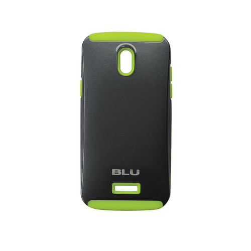 BLU CandyShield Case for Neo 4.5 (Black/Yellow)