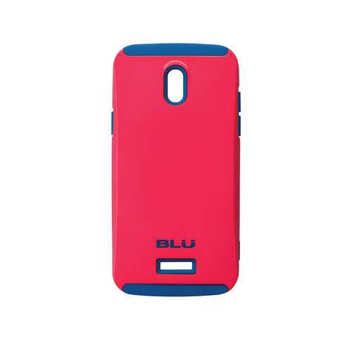 BLU CandyShield Case for Neo 4.5 (Pink/Blue)