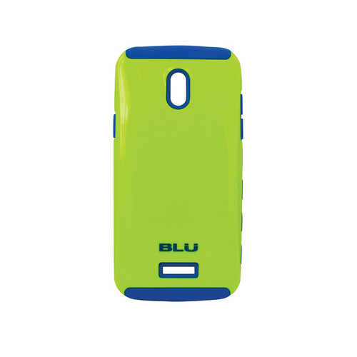 BLU CandyShield Case for Neo 4.5 (Yellow/Blue)