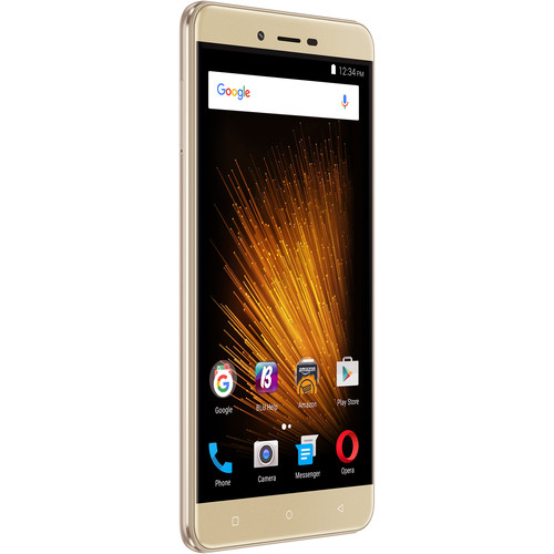 BLU Vivo XL 2 V0070UU 32GB Smartphone (Unlocked, Gold)