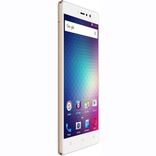 BLU Vivo 5R V0090UU 32GB Smartphone (Unlocked, Lush Gold)