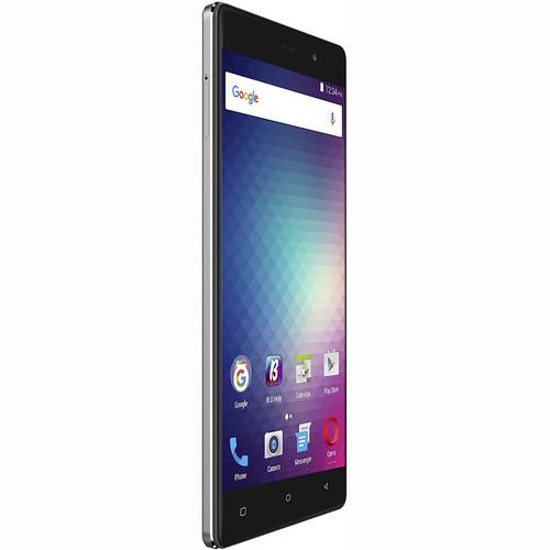 BLU Vivo 5R V0090UU 32GB Smartphone (Unlocked, Slate Gray)