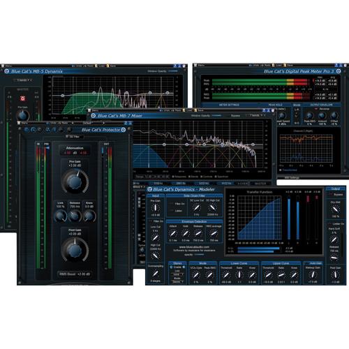 Blue Cat Audio Energy Pack Plug-In Bundle