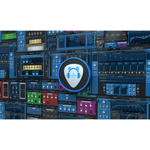 Blue Cat Audio Axe Pack - Software Toolkit for Guitar & Bass Processing (Download)