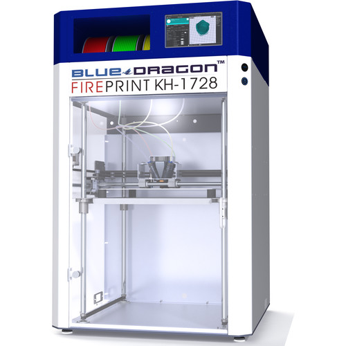 Blue Dragon FirePrint KH-1728B 3D Business Printer