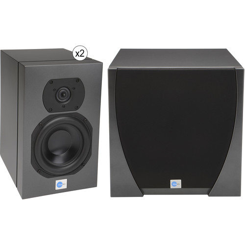 Blue Sky International Star 2.1 Stereo/Subwoofer System