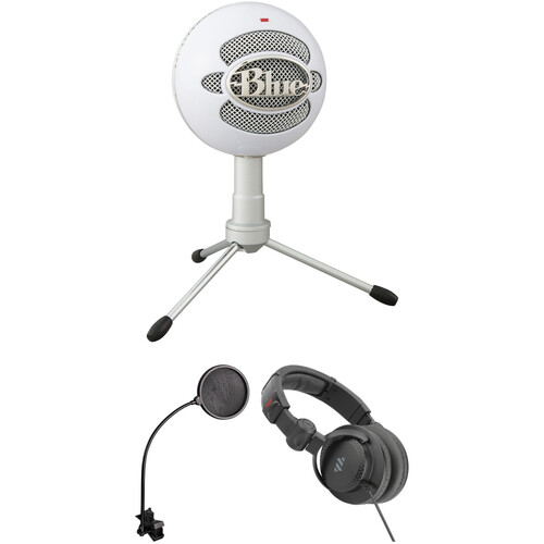 Blue Snowball iCE USB Mic and Value Kit