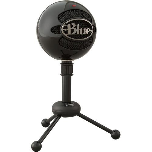 Blue Snowball USB Microphone Podcast Kit