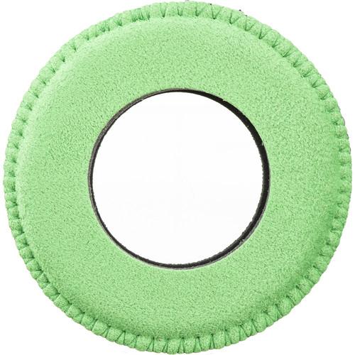 Bluestar Round Extra Small Microfiber Eyecushion (Green)