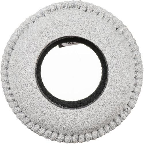 Bluestar Round Extra Small Microfiber Eyecushion (Grey)