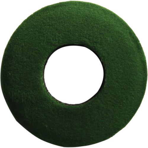 Bluestar Round Extra Small Fleece Eyecushion (Green)