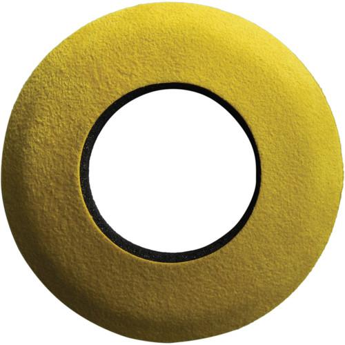 Bluestar Round Extra Large Microfiber Eyecushion (Yellow)